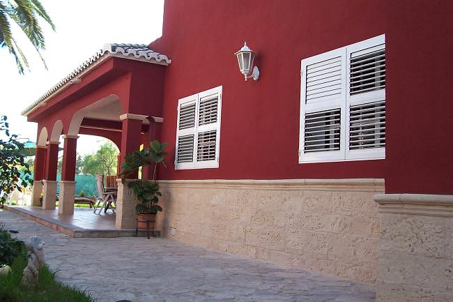 Tu fachada a punto jesus delgado - Piedra artificial para fachadas ...